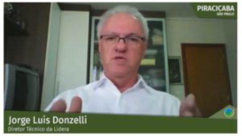 Entrevista sobre nova metodologia de Previsão de Safra